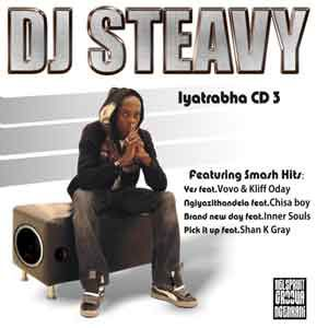 DJ Steavy - Iyatrabha CD 3