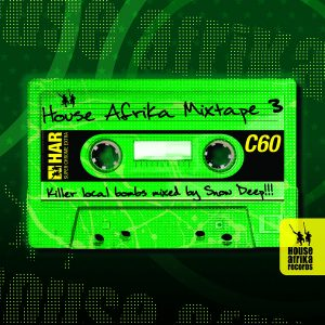 House Afrika Mixtape Vol. 3