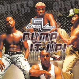 Popstars - Ghetto Lingo.- Pump It Up